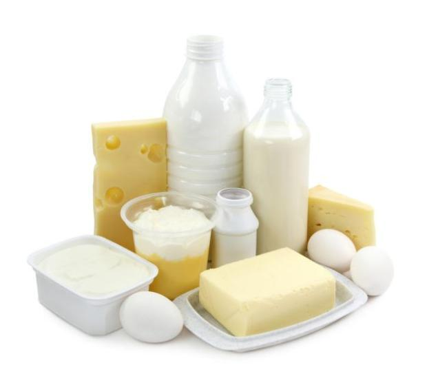 low dairy products
