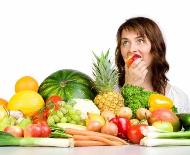 veg & fruits
