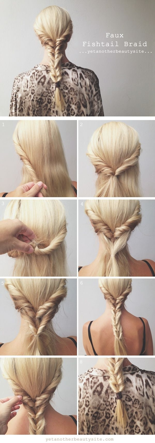what about a fishtail braid?