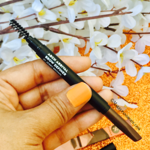 SUGAR Arch Arrival Brow Definer – 01 Jerry Brown | Review & Swatches