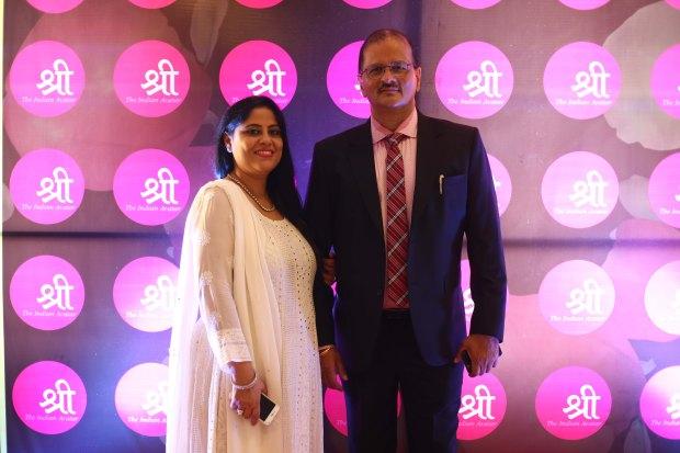 Sheetal and Sandeep Kapoor.