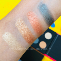 SUGAR Blend The Rules Eyeshadow Quads 13 Paparazzi