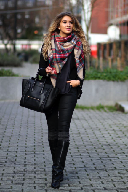 Scarves or stoles