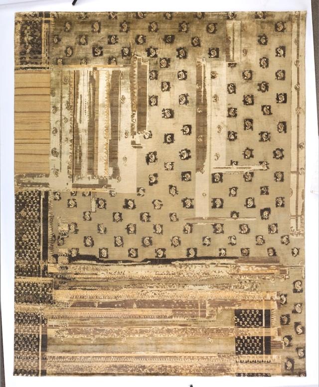 Kanchipuram Auric Brown